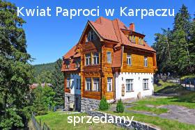 Sprzedam pensjonat w Karpaczu