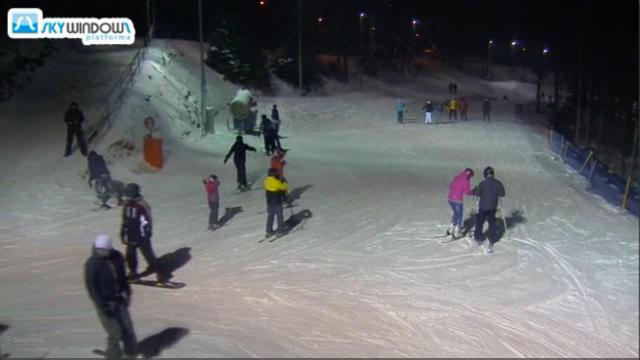 Trasa narciarska w Białym Jarze - Karpacz