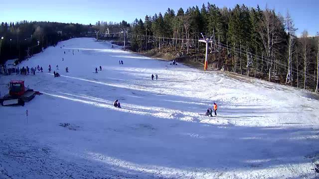 Stok narciarski Pod Wangiem - Karpacz