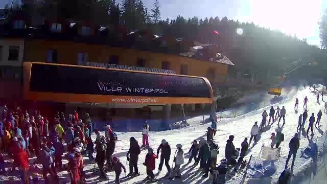 Stok narciarski w Białym Jarze - Karpacz