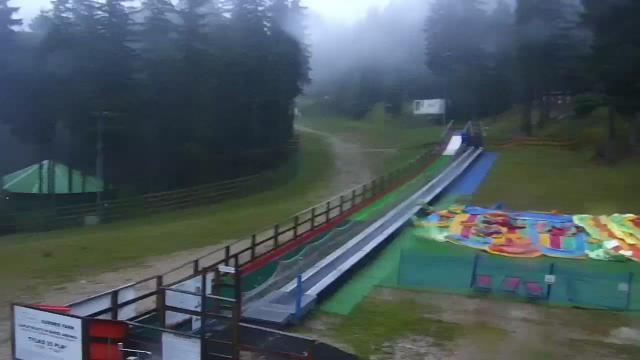 Biały Jar - górna stacja - Karpacz
