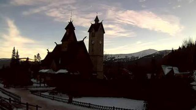 Kościół Wang - Karpacz
